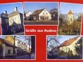 Häuser aus dem Dorfkern