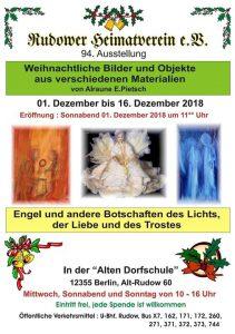 Weihnachtsausstellung 2018